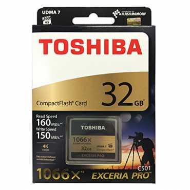 Toshiba Exceria Pro 1066X 64GB CompactFlash Memory Card