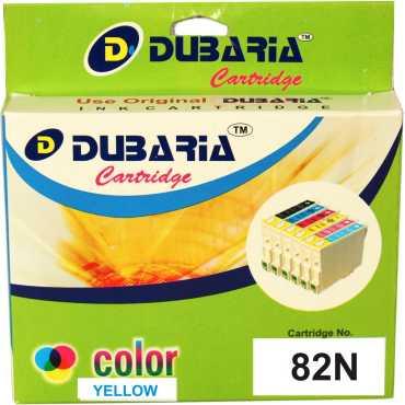Dubaria 82N Yellow Ink Cartridge