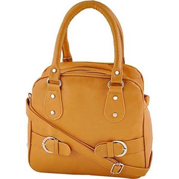 Redlicchi Womens Handbag-Yellow