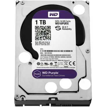 WD Purple WD10PURX 1TB Internal Hard Disk