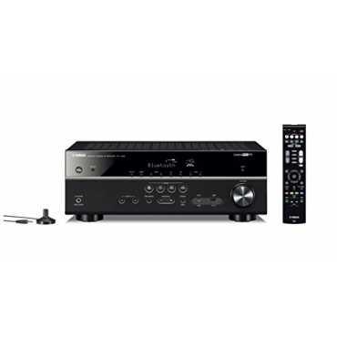 Yamaha RX-V485 5.1 Channel AV Receiver - Black