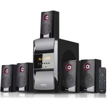 Impex Blue Rock 5.1 Multimedia Speaker System - Blue