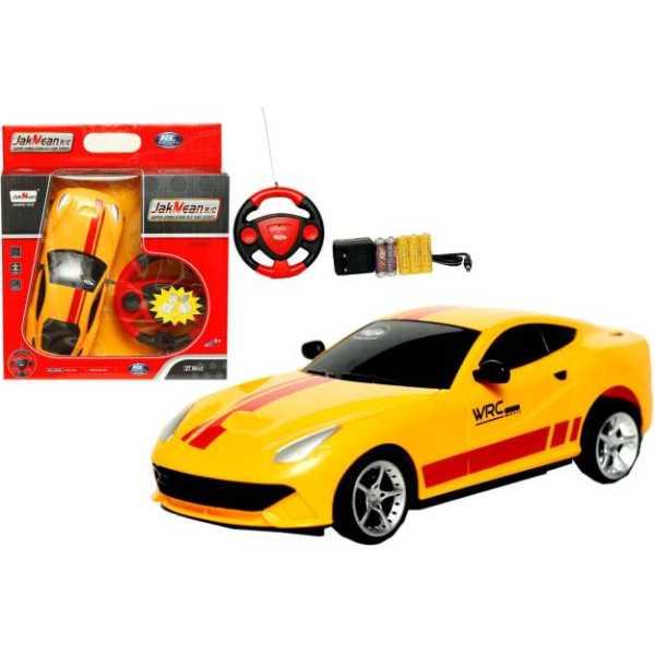 Zest 4 Toyz Turbo Plus Jakmean Steering Control Car Plastic Diecast