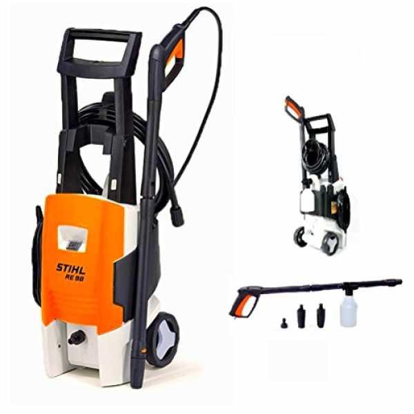 STIHL RE 98 High Pressure Cleaner - Orange