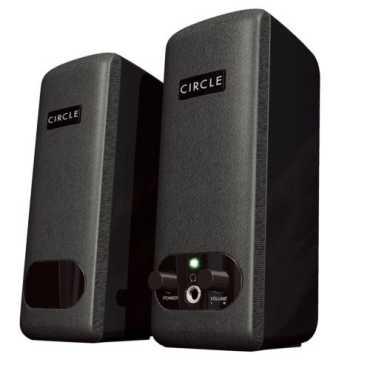 Circle CT220USB Stereo Speakers - Black
