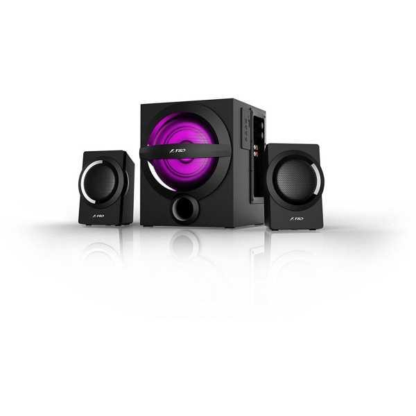 F D A140X 2 1 Multimedia Speaker System