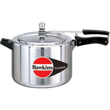 Hawkins Classic CL8W Jumbo 8 L Pressure Cooker (Inner Lid)