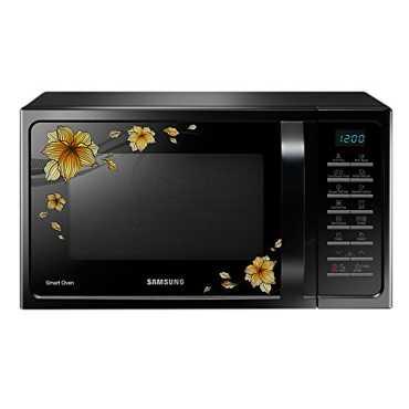Samsung MC28H5025QB 28Ltr Microwave Oven - Black
