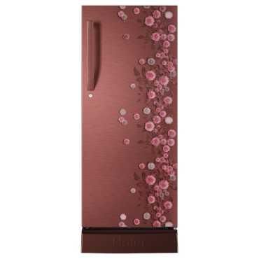 Haier HRD-2156PSL-H PRL-H 188 Ltr 5S Single Door Refrigerator Liana