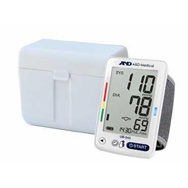 A&D UB-543 Wrist Blood Pressure Monitor