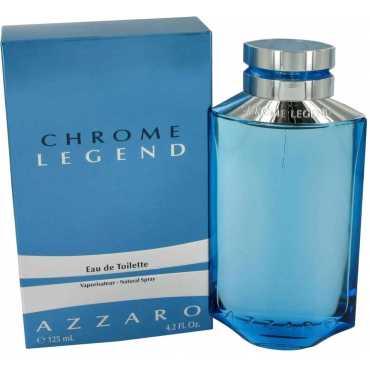 Azzaro Chrome Legend - Set of 2 (2 x 125 ml) EDT - Silver