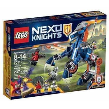 Lego Lance s Mecha Horse