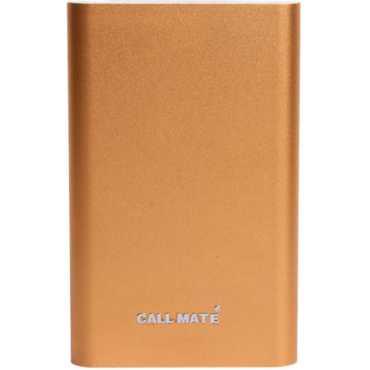 Callmate Thick Pumi 8000mAh Power Bank - Silver | Gold