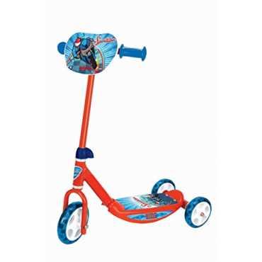 Simba 3 Wheel Scooter  - Red | Orange