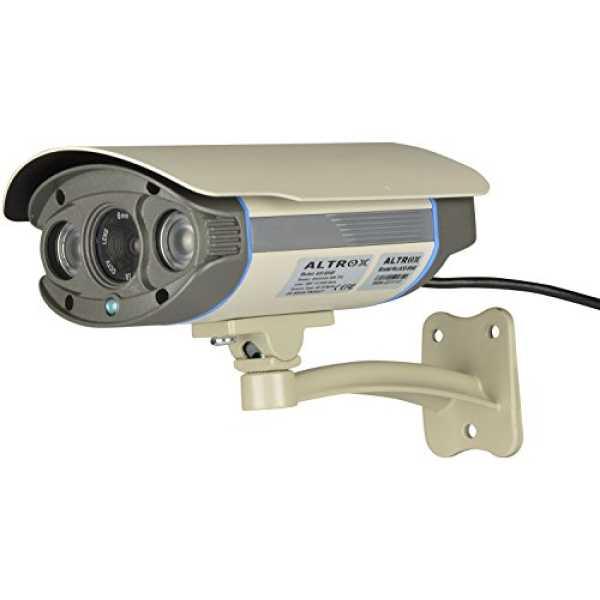 Altrox AXI-6340 1000TVL Bullet CCTV Camera - Grey
