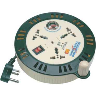 MX 1168A 3 Strip Surge Protector (6 Mtr) - Beige
