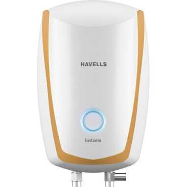 Havells Instanio 1L Instant Water Geyser - White