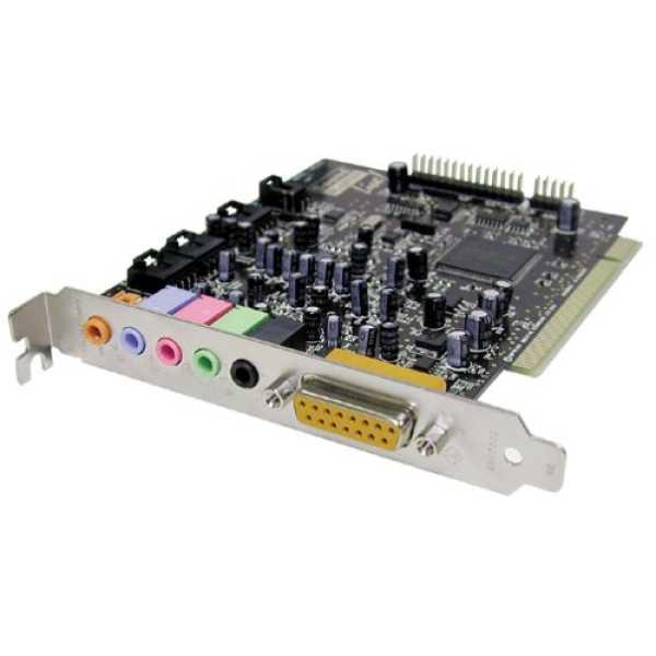 Creative Sound Blaster Live 5.1 (70SB006003007) Sound Card