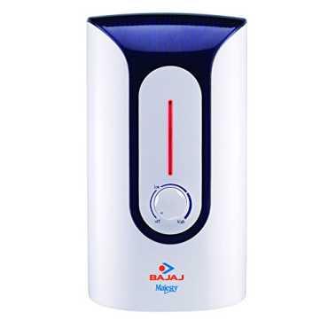Bajaj Majesty GPV 10 Litre 2000W Storage Water Heater - White