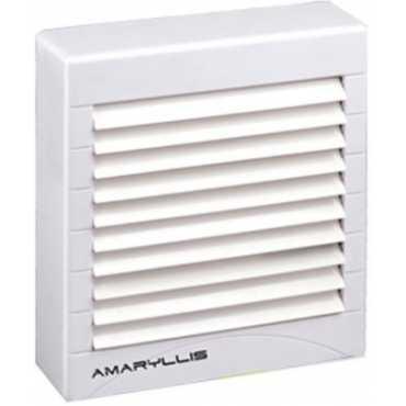 Amaryllis Gamma (6 Inch) Exhaust Fan - White