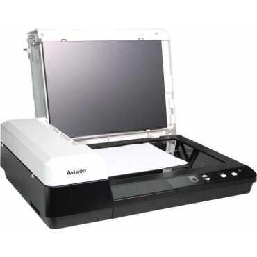 Avision AD130 Scanner - White