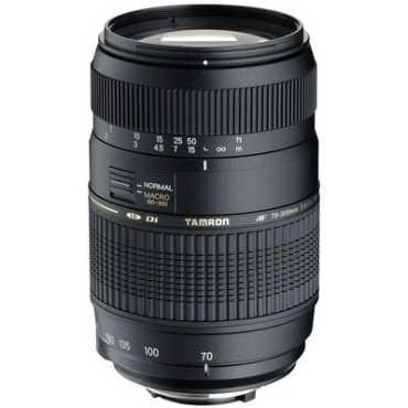 Tamron AF 70-300mm F 4-5 6 Di LD Macro Lens for Sony DSLR
