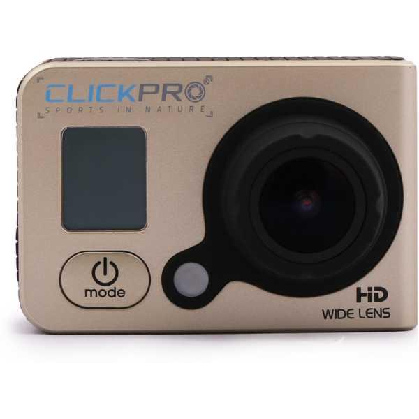 ClickPro Polar Wi-Fi Action Camera