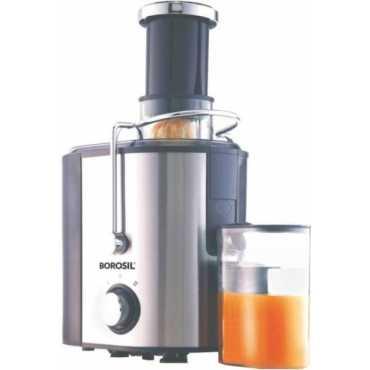 Borosil BJU50SSB11 500W Juicer (1 Jar) - Steel | Silver