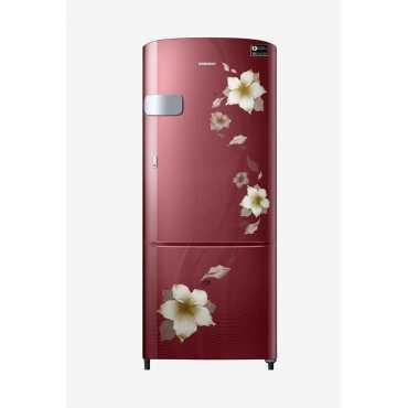 Samsung RR22M2Y2ZR2/NL 212 L 3 Star Inverter Direct Cool Single Door Refrigerator (Star Flower)