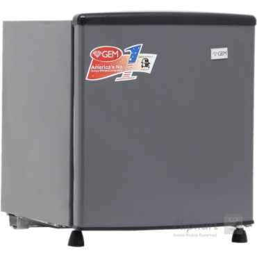 GEM GRD-70DGWC 50 Litres Single Door Refrigerator - Grey