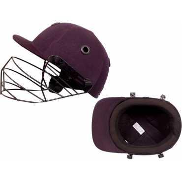 Sigma Platinum Cricket Helmet (Large) - Platinum