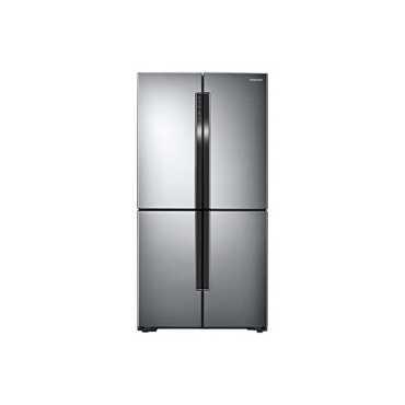 Samsung RF60J9090SL TL 680 Litres Side By Side Refrigerator