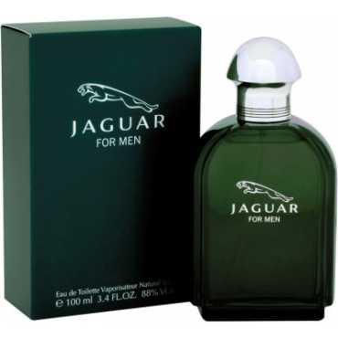 Jaguar Green EDT - 100 ml - Green