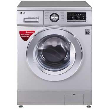 LG FH4G6VDNL42 9.0kg Fully Automatic Washing Machine - Silver
