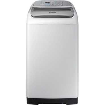Samsung 6.2 Kg Fully Automatic Washing Machine (WA62K4200HB/TL) - Light Grey
