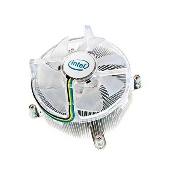 Intel BXTS13A Copper Cooling Processor Fan - Blue