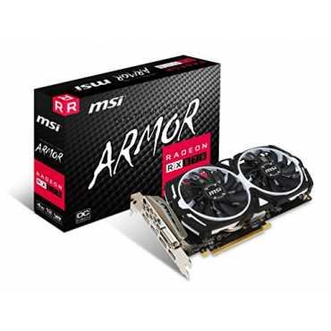 MSI Radeon RX 570 ARMOR 4GB DDR5 Graphic Card