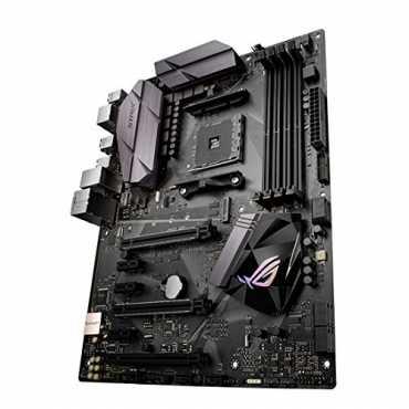 Asus ROG STRIX B350-F GAMING DDR4 Motherboard - Black