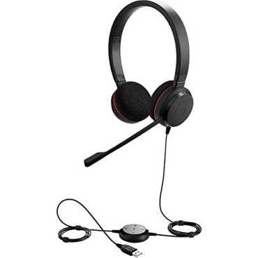 Jabra Evolve 20 UC Stereo Wired Headset