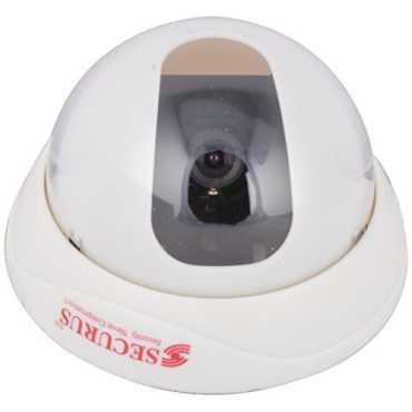 SECURUS (SSD72E) Plan Dome Camera - White