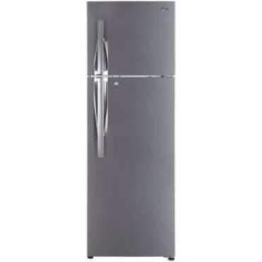 LG GL-T402JPZU 360 L 3 Star Frost Free Double Door Refrigerator
