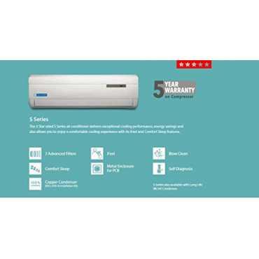 Blue Star BI-3HW09SAFU 0.75 Ton 3 Star Split Air Conditioner
