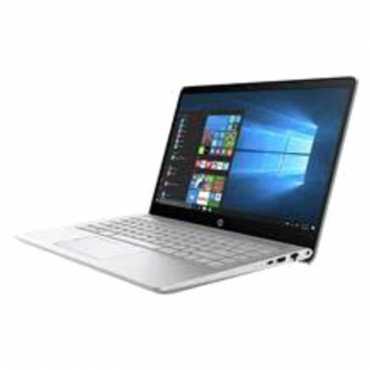HP Pavilion (14-BF118TU) Laptop - Silver