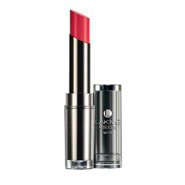 Lakme  Absolute Matte Lipstick (Red Flames) - Red