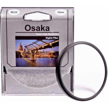 Osaka 43 mm Multi Coated UV Filter ( 4 Layer Coated ) UV Filter