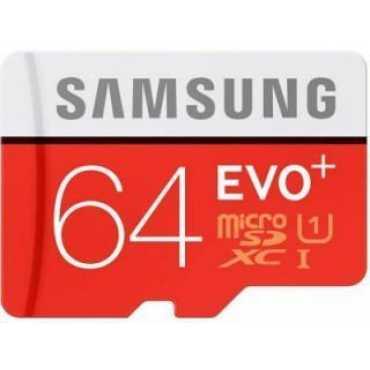 Samsung MB-MC64DA 64GB Class 10 MicroSDXC Memory Card