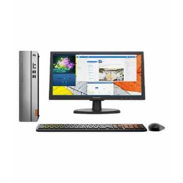Lenovo 510S-08IKL (90GB000QIN) (Intel i3,4GB,1TB,DOS) All In One Desktop - Black