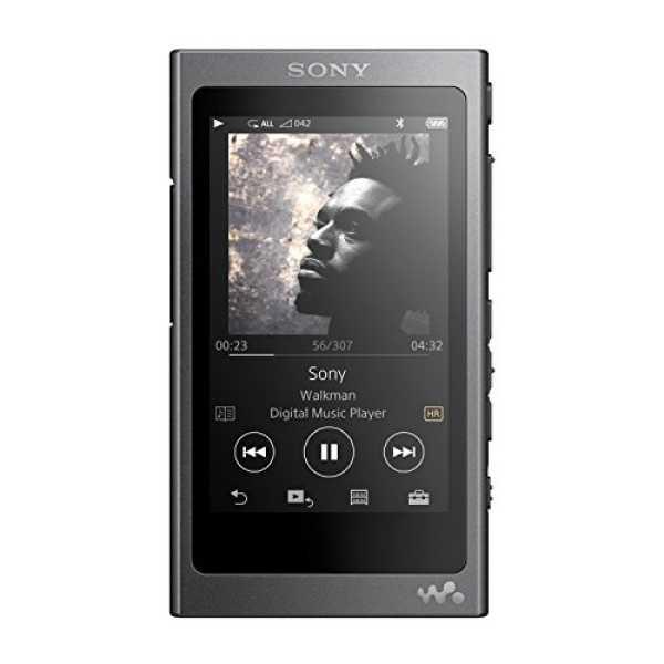Sony NW-A35 16GB Hi-Res Walkman - Black