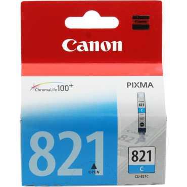 Canon Pixma CLI 821C Cyan Ink - Blue