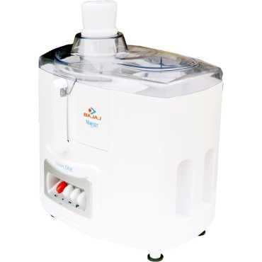 Bajaj One 500W Juicer - White